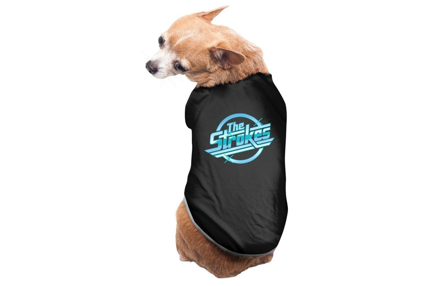 The Strokes Dog Shirt