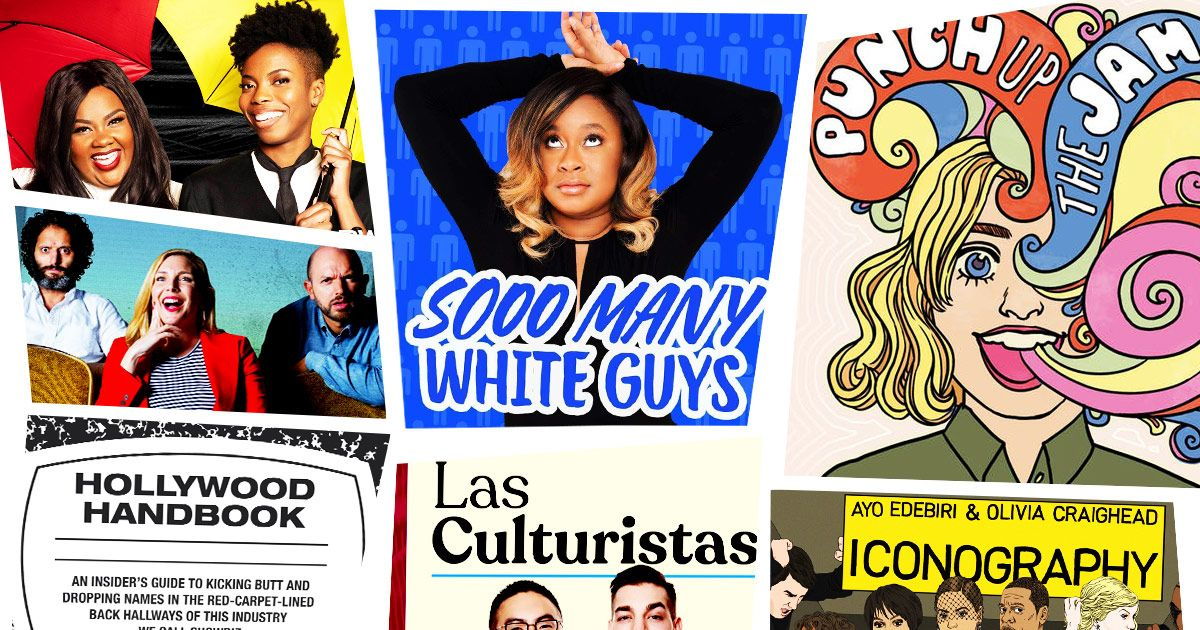 The Year in Comedy Podcasts