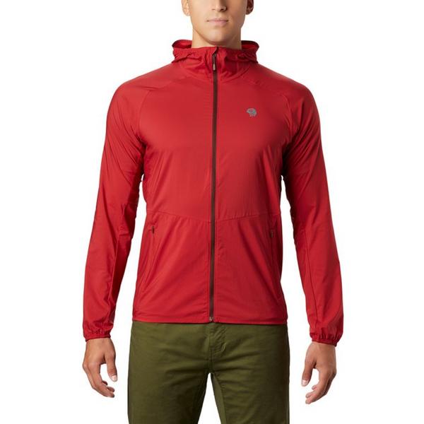 Mountain Hardwear Kor Preshell Hooded Jacket