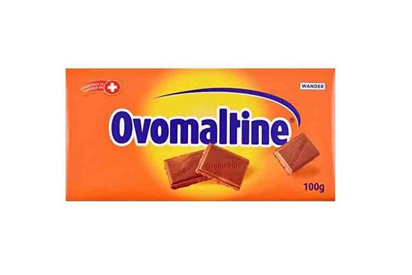 Ovomaltine Chocolate Bars