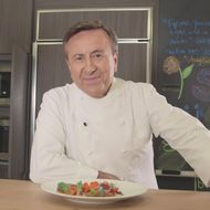 Watch Daniel Boulud Make Magic Out of Stephen Colbert's Pantry Items