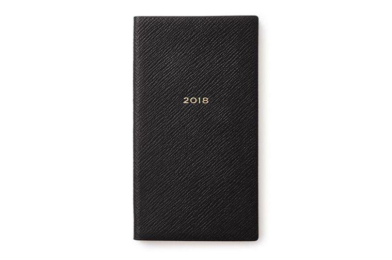 Smythson 2018 Memoranda Agenda