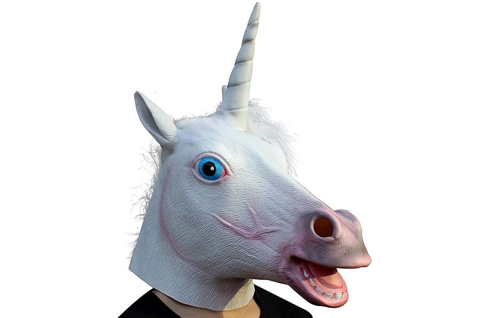 Best Halloween Unicorn Mask