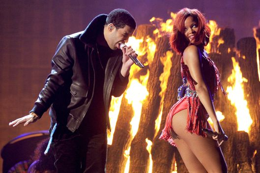 thecut drake rihanna reportedly dating