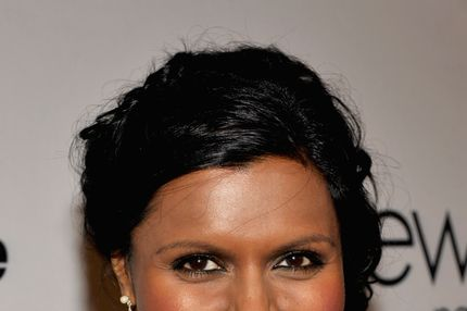 HOLLYWOOD, CA - SEPTEMBER 10:  Actress Mindy Kaling arrives at Elyse Walker Presents Pink Party '11 Hosted By Jennifer Garner To Benefit Cedars-Sinai Women's Cancer Program at Drai's Hollywood on September 10, 2011 in Hollywood, California.  (Photo by John Shearer/Getty Images for Pink Party)