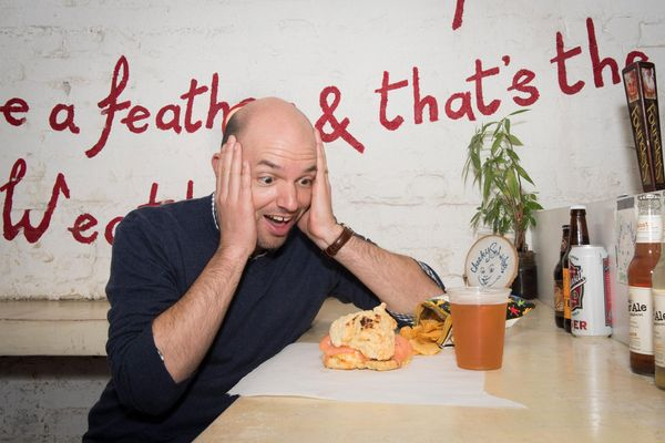 Paul Scheer Believes in the Power of a 'Pizza Nightcap'
