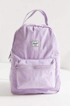 light pink herschel supply nova XS backpack - strategist backpacks on sale urban outfitters