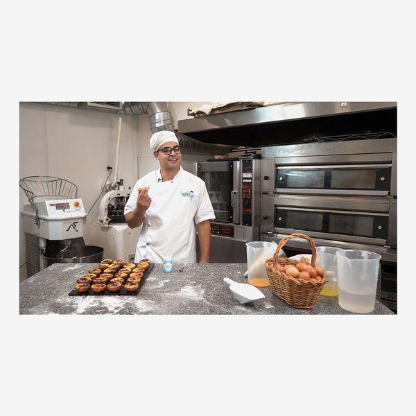 Delicious Experiences Pastel de Nata - Portuguese Custard Tart