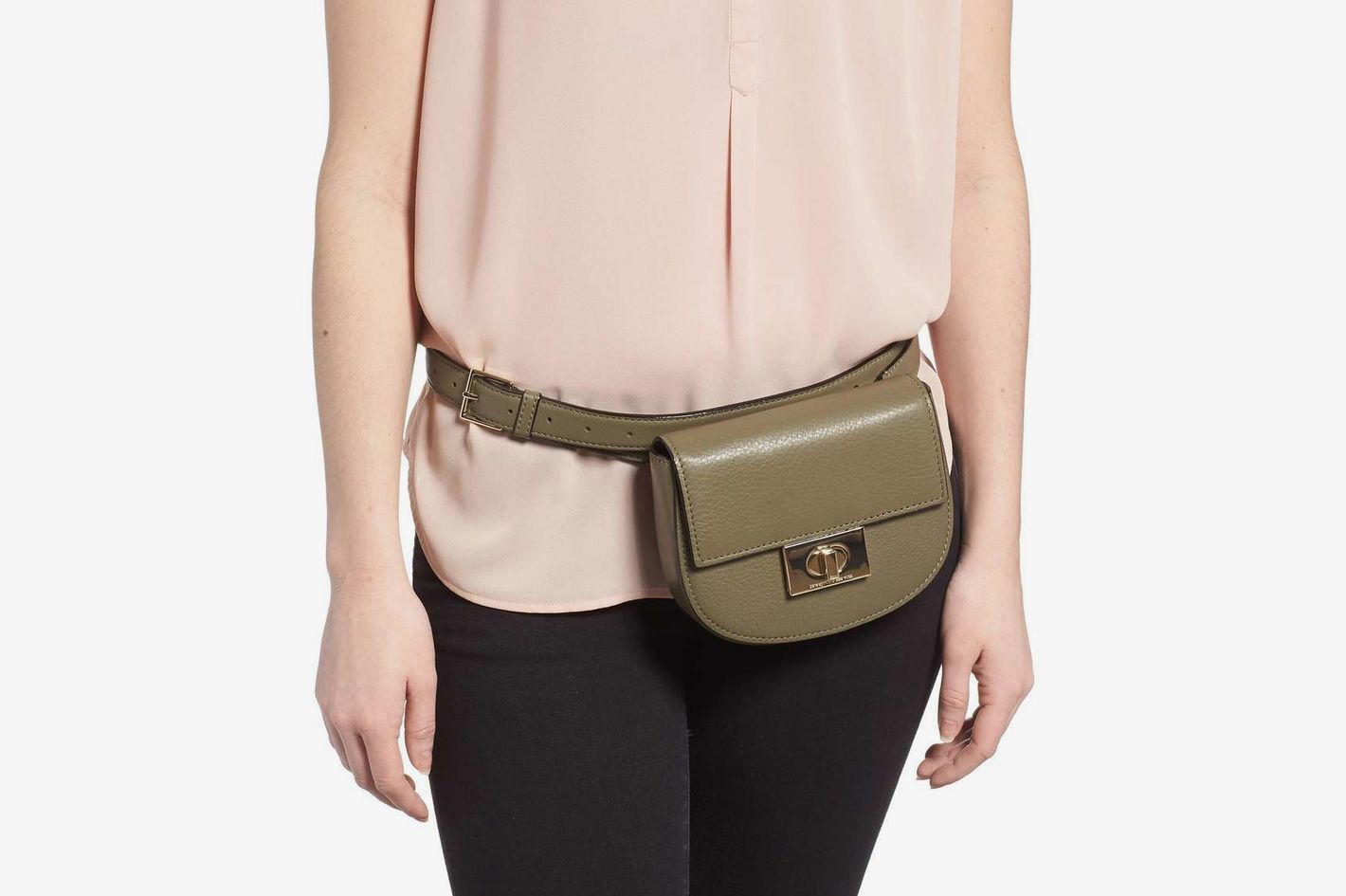 Kate Spade Greenwood Place Rita Leather Belt Bag
