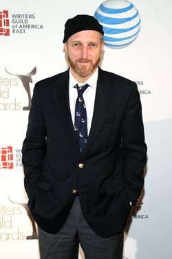 Writer Jonathan Ames attends the 65th annual Writers Guild East Coast Awards at B.B. King Blues Club & Grill on February 17, 2013 in New Y