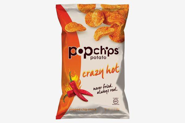 Popchips Crazy Potato Chips (Pack of 12)