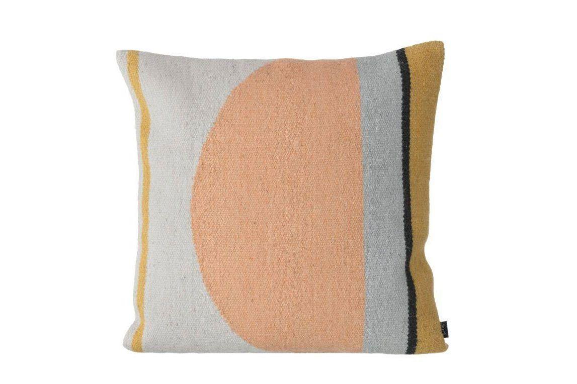 Kelim Semi Circle Cushion