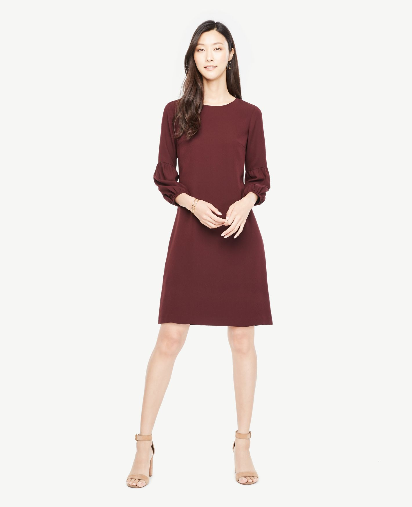 9 Best Long Sleeve Dresses for Work to Wear in the Fall