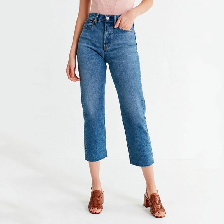Levi's Wedgie High-Rise Jean – Love Triangle