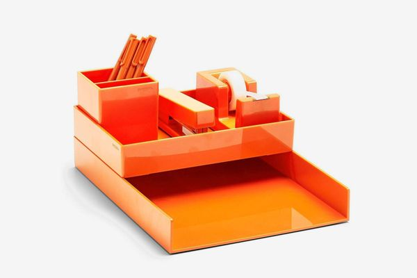 Poppin All Set Desk Collection Set