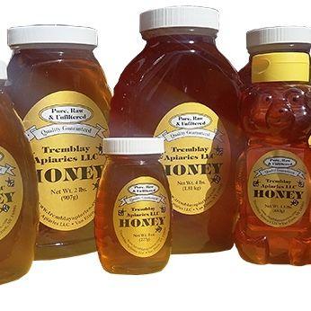 Tremblay Apiaries Goldenrod Honey