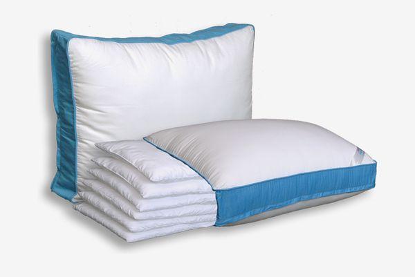 Pancake Pillow Adjustable Layer Pillow