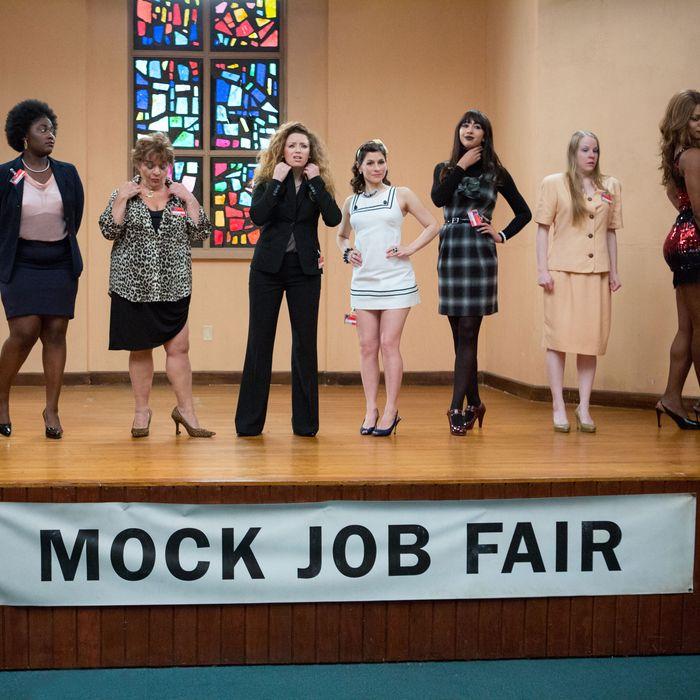 Orange Is the New Black Season 2, Episode 2 Recap: Cold Comfort
