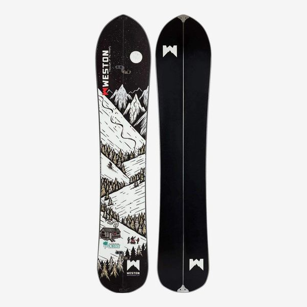Weston Backwoods Splitboard