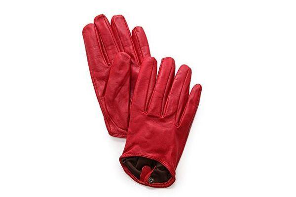Carolina Amato NY Leather Gloves