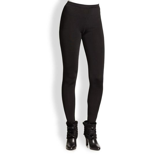 "Stirrup leggings <a href=""http://www.saksfifthavenue.com/main/ProductDetail.jsp?FOLDER%3C%3Efolder_id=2534374306418061&PRODUCT%3C%3Eprd_id=845524446619441&site_refer=AFF001&mid=13816&siteID=J84DHJLQkR4-6.7lI7Q8hl9xc6ZFLiGDcg&LScreativeid=1&LSlinkid=15&LSoid=203720"">$778.80, originally $1,298</a>."