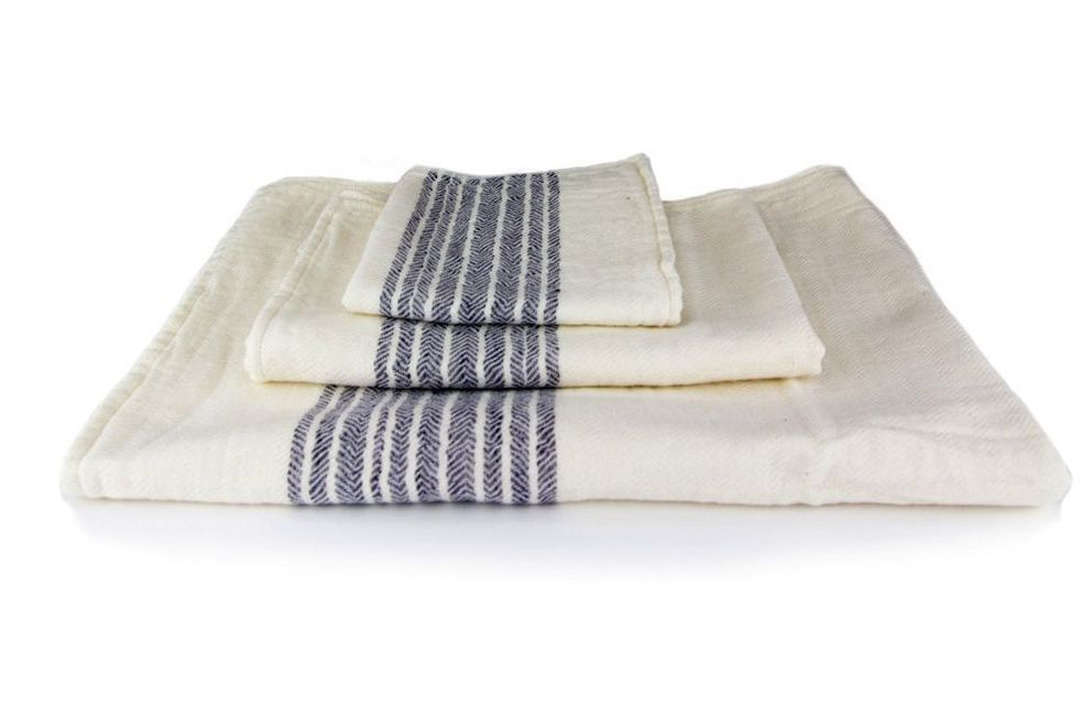 Kontex Organic Cotton Towels, Set of Three