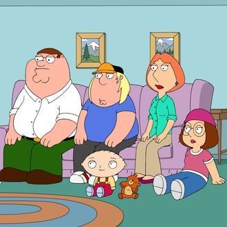 """A famous popstar agrees to go to a homecoming dance with Chris in the """"Chris Has Got a Date, Date, Date, Date, Date"""" episode of FAMILY GUY airing Sunday, Nov. 6 (9:00-9:30 PM ET/PT) on FOX. FAMILY GUY ™ and © 2016 TCFFC ALL RIGHTS RESERVED. CR: FOX"""