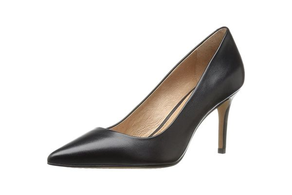 206 Collective Leather Pumps