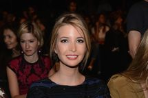NEW YORK, NY - SEPTEMBER 10:  Ivanka Trump attends the Carolina Herrera show during Spring 2013 Mercedes-Benz Fashion Week at The Theatre Lincoln Center on September 10, 2012 in New York City.  (Photo by Dimitrios Kambouris/WireImage)