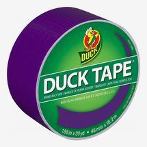 Duck Tape, Purple Duchess, 1.88 Inches x 20 Yards