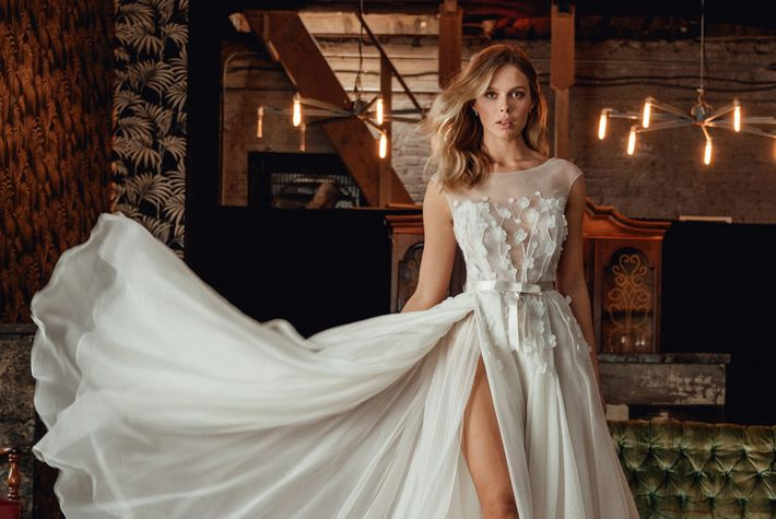 Showrooms in New York City Wedding Dresses