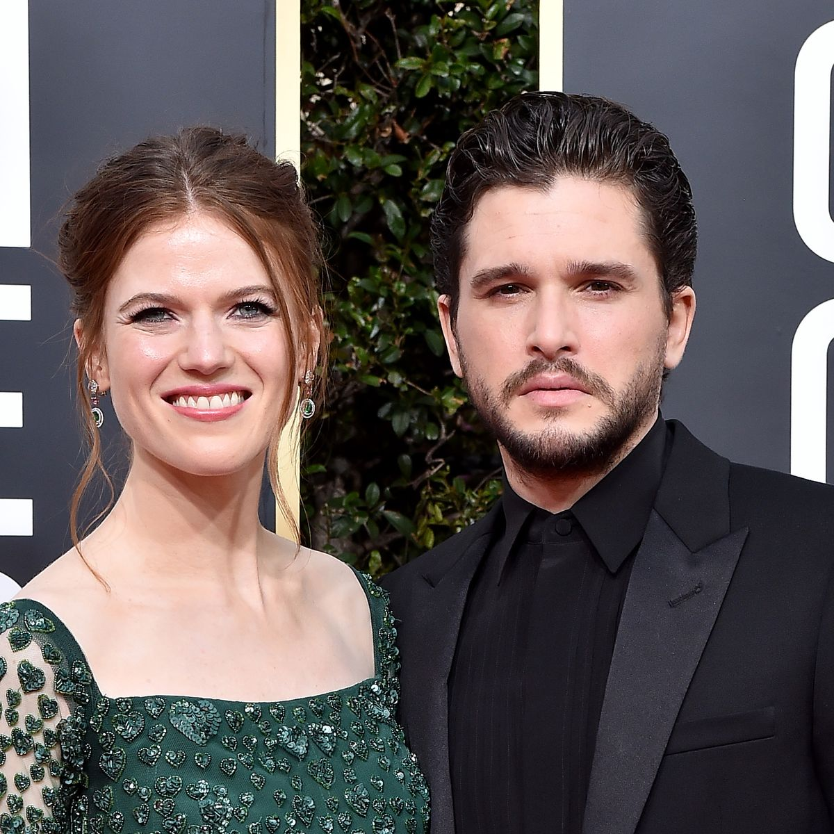Rose Leslie And Kit Harington Expecting Their First Child