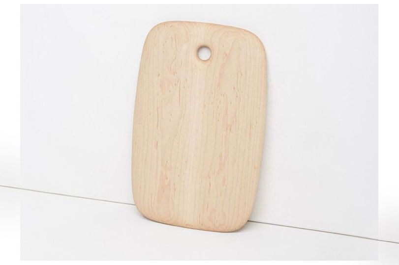 Edward Wohl Small Maple Breadboard