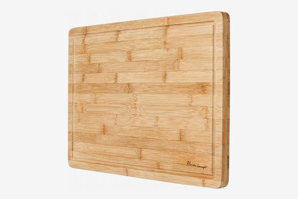 Heim Concept Premium Organic Bamboo Extra Large Cutting Board