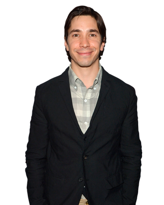 Actor Justin Long attends the Tribeca Film Festival 2013 After Party
