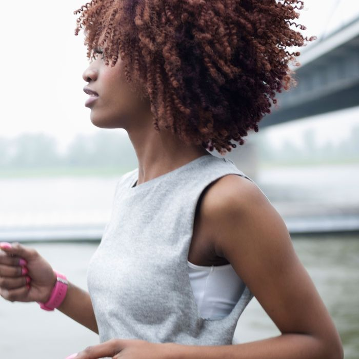 What to do with your gym hair.
