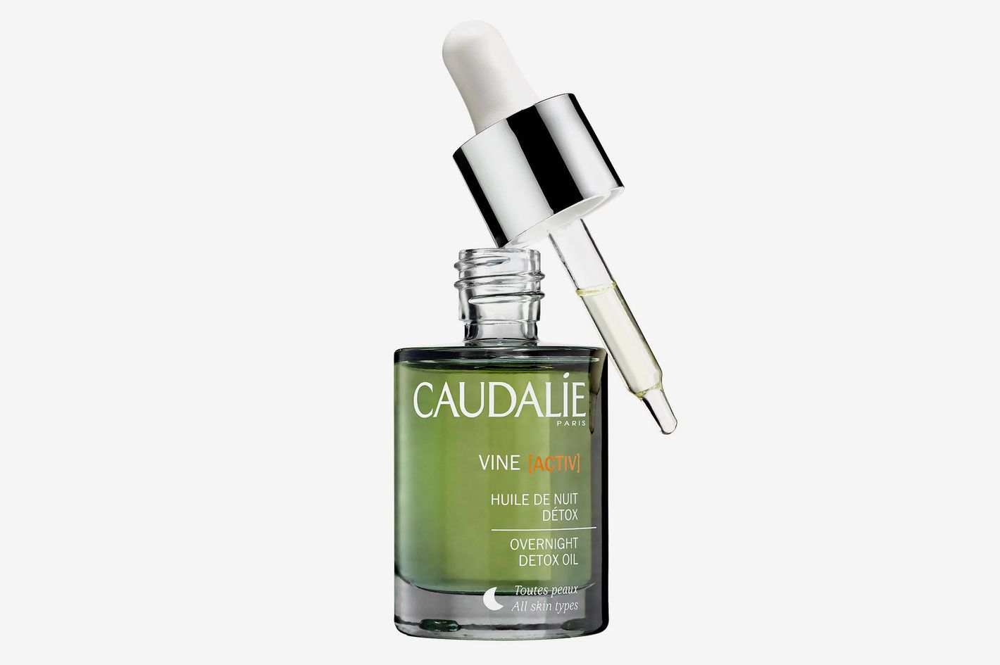 Caudalie Overnight Detox Oil