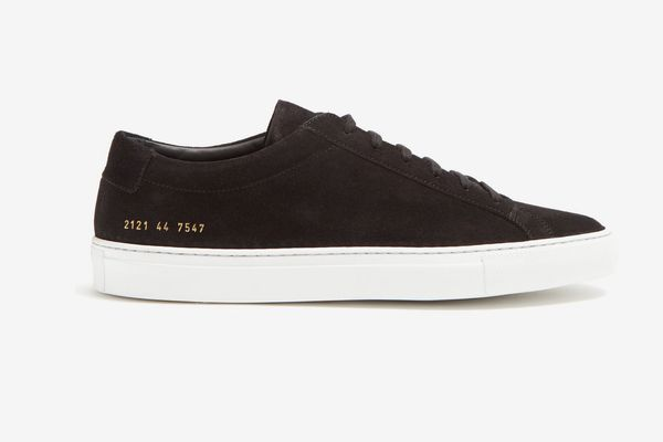 Common Projects Original Achilles Low-Top Suede Trainers