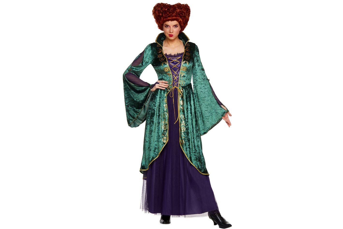 Hocus Pocus Adult Winifred Sanderson Costume