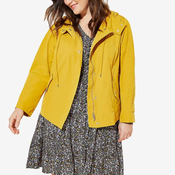 Loft Plus Modern Raincoat