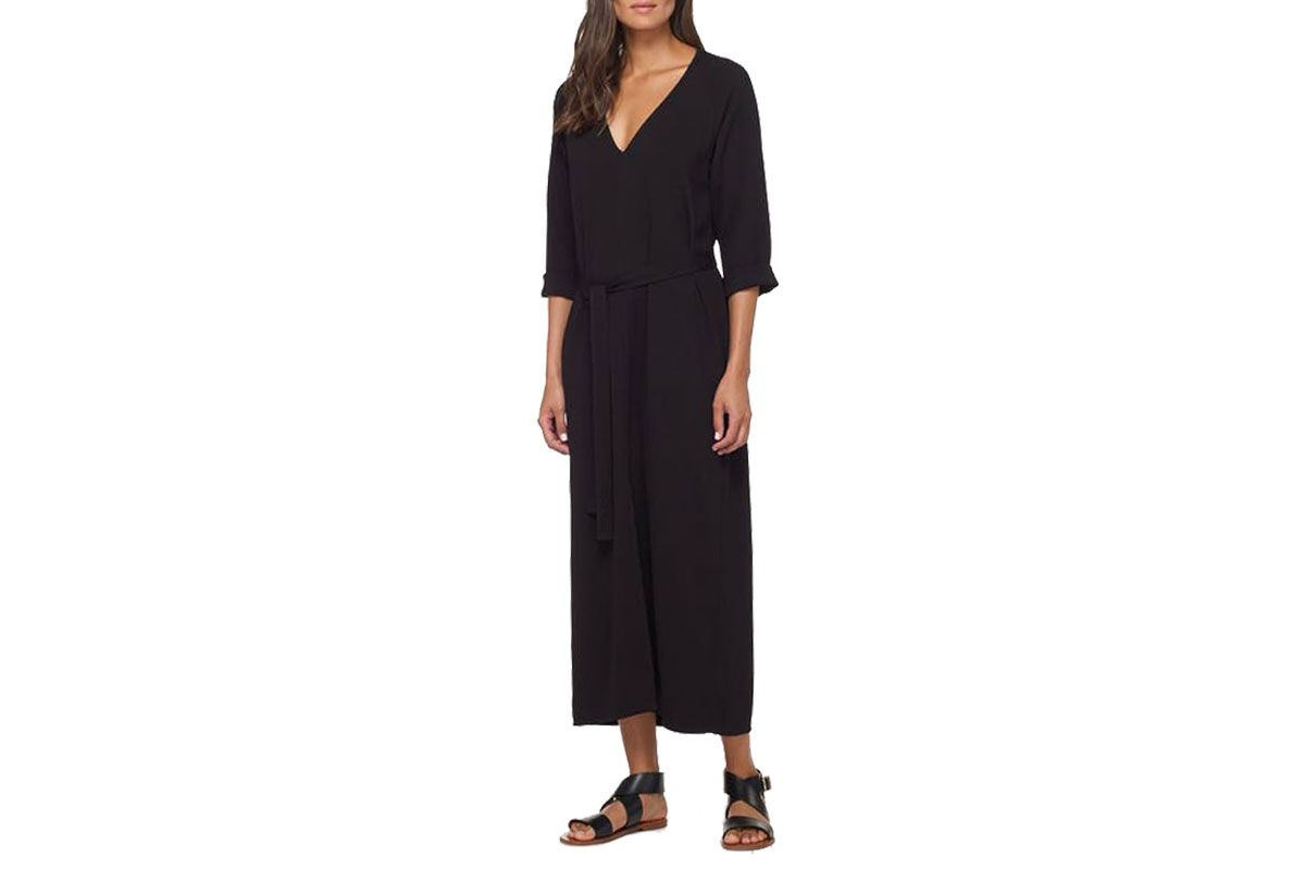 James Perse Belted Caftan
