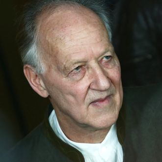BERLIN, GERMANY - FEBRUARY 06: Director Werner Herzog attends the 'Queen of the Desert' photocall during the 65th Berlinale International Film Festival at Grand Hyatt Hotel on February 6, 2015 in Berlin, Germany. (Photo by Vittorio Zunino Celotto/Getty Images)