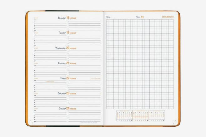 photograph about Large Daily Planner identified as 13 Suitable Planners for 2019 for Each individual Small business Layout