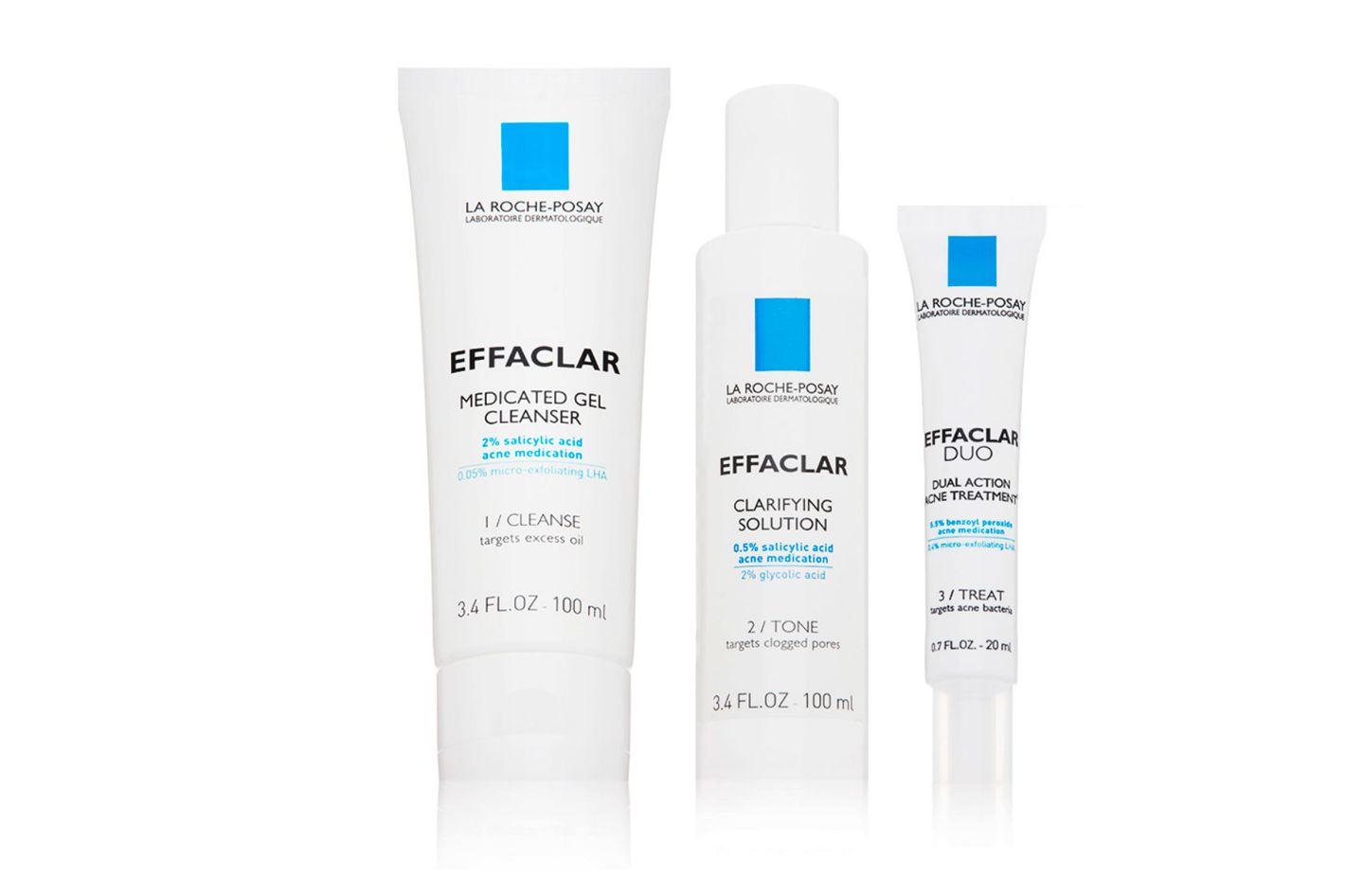 La Roche-Posay Effaclar Dermatological Acne System
