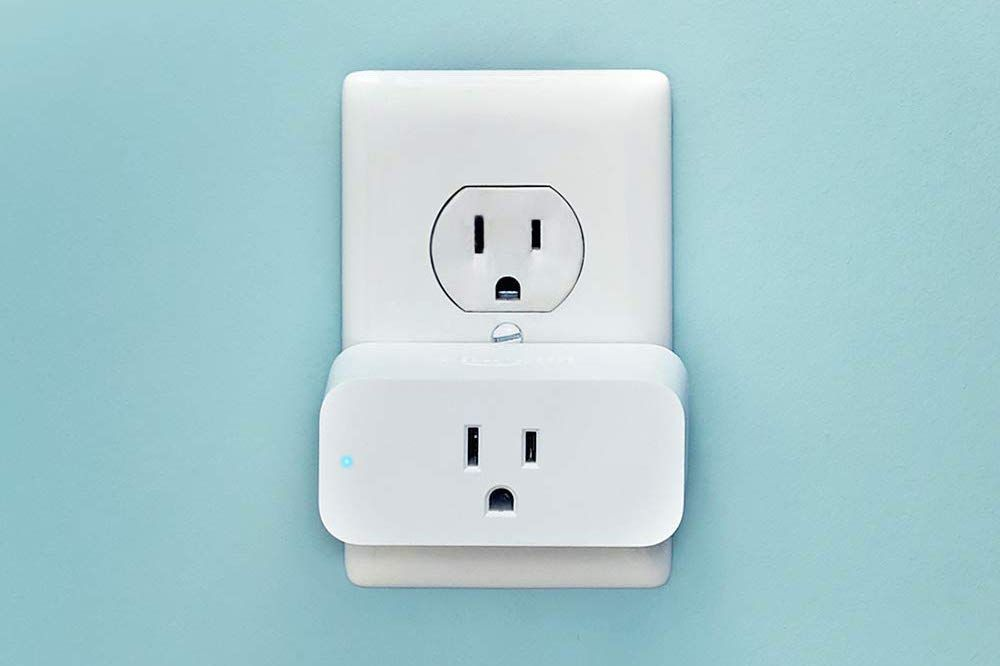 Amazon Smart Plug  - amazon smart plug secondary - 13 Best Tech Gift Ideas for Techies Who Have Everything 2018