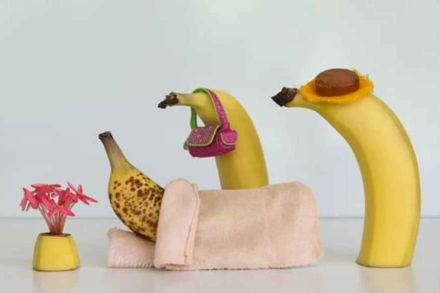 """Sick Banana,"" by Jacqueline Hammer"
