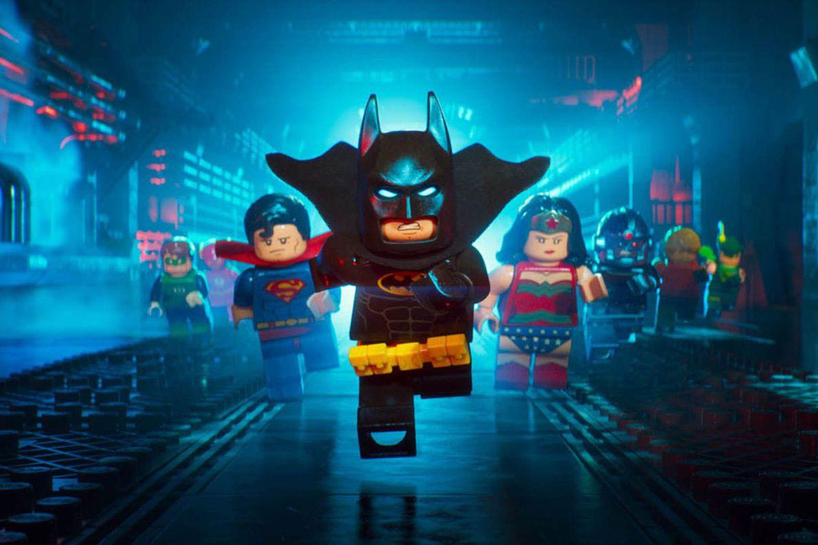 Movie Review The Lego Batman Movie