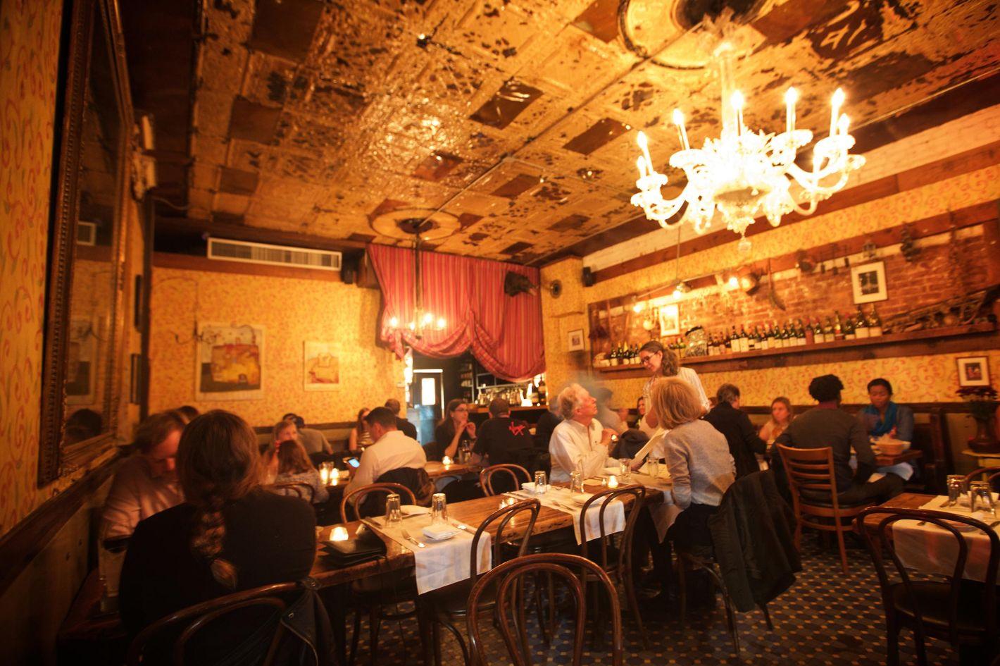 19 Most Romantic Restaurants In Nyc