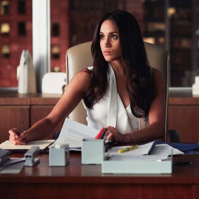 Meghan Markle: 'Suits' Season 7 Finale Wedding