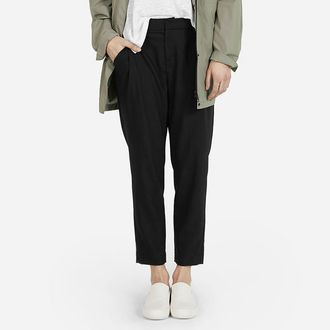 Everlane Slouchy Trouser.